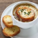 Луковый суп из Бретани