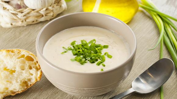 крем-суп сырный рецепт с фото