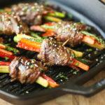 Азу из говядины с овощами