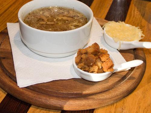 Как приготовить чесночный суп