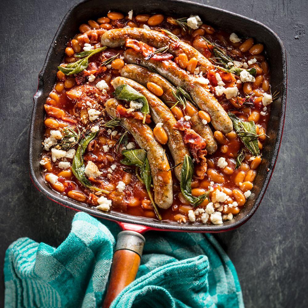 Кассуле блюдо французской кухни
