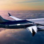 Питание VIP-класса в арендованном самолёте BBJ MAX 7