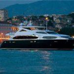 Чартер Sunseeker 34m CASSIOPEIA + экипаж, услуги VIP-класса, питание