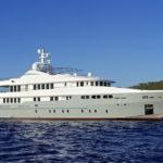 Чартер Mondomarine O'CEANOS + экипаж, услуги VIP-класса, питание