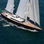 Чартер Perini Navi 56m + экипаж, услуги VIP-класса, питание