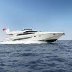 Чартер Riva 70 + экипаж, услуги VIP-класса, питание