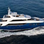 Чартер Admiral 45m OURANOS + экипаж, услуги VIP-класса, питание