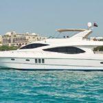 Чартер Majesty 63ft + экипаж, услуги VIP-класса, питание