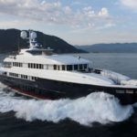 Чартер Mondomarine ZALIV-III + экипаж, услуги VIP-класса, питание