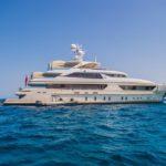 Чартер SCORPION 46m  + экипаж, услуги VIP-класса, питание