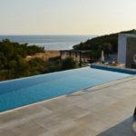 аренда виллы с бассейном в Греции, о.Тасос. 4 спальни. с включенным питанием