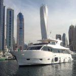 Чартер Majesty 75ft + экипаж, услуги VIP-класса, питание