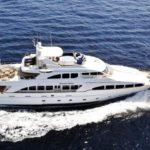 Чартер Benetti 115F 2002/2016 + экипаж, услуги VIP-класса, питание