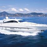 Чартер Leopard CARAMIA + экипаж, услуги VIP-класса, питание
