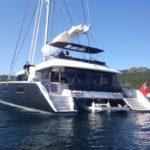 Чартер Catamaran Lagoon 2016 + экипаж, услуги VIP-класса, питание