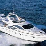 Чартер Azimut 50 Flybridge CHOM TAWAN II + экипаж, услуги VIP-класса, питание