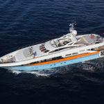 Чартер Heesen Aurelia 37 m + экипаж, услуги VIP-класса, питание
