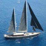 Чартер 40m Sailing Ketch 2015 + экипаж, услуги VIP-класса, питание