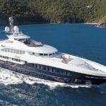 Чартер Heesen 4YOU 47m + экипаж, услуги VIP-класса, питание