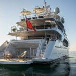 Чартер Benetti 42M 2014  + экипаж, услуги VIP-класса, питание